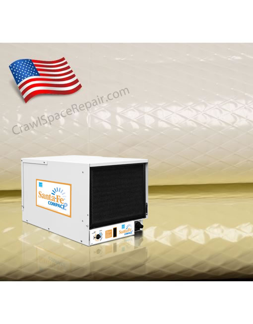 sante fe dehumidifier. Santa Fe Hang Kit · 20 Mil Vapor Barrier \u0026 Dehumidifier Bundle - PDB- Sante