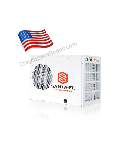 Santa Fe Advance90 / Advance2 90 Pint Dehumidifier