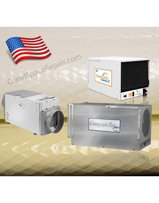 20 Mil Vapor Barrier & Dehumidifier Bundle