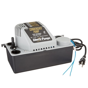 Crawl Space Dehumidifier Condensation pump