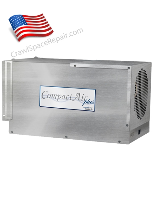 Crawl Space Dehumidifier