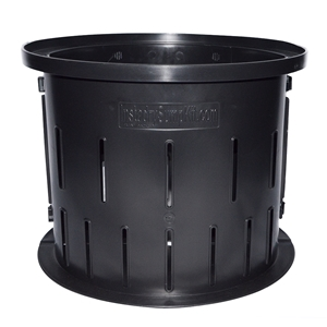 InstaDry™  2 Piece Snap Together Sump Basin crawl space sump pump, 15 gallon sump pump, crawl space sump pump