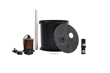 Crawl Space Sump Pump Kit, InstaDry™ crawl space sump pump, sump pump for crawl space