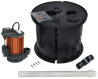 InstaDry™ Sump Kit crawl space sump pump, sump pump for crawl space
