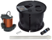 InstaDry™ Sump Kit w/2 Piece Snap Together Basin - 15G-ISK