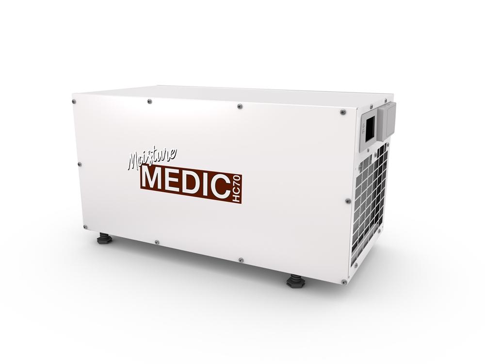 Moisture Medic™ Dehumidifier- 70 & 90 Pint
