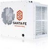 Santa Fe Advance120/Force Dehumidifier Santa Fe Force Dehumidifier, Santa Fe force, Crawl space dehumidifier