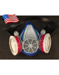 Crawl Space Respirator