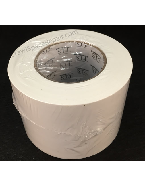 Waterproof Crawl E Tape White